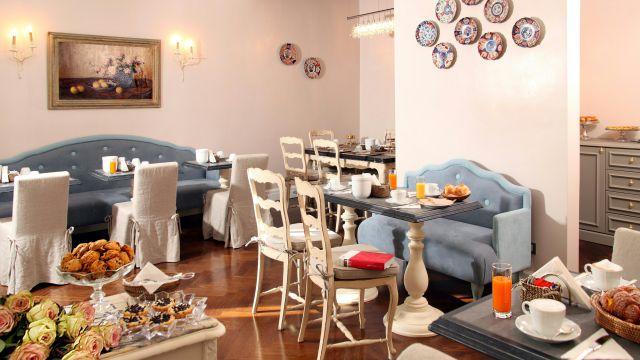 Vivaldi-Hotel-Rome-Breakfast room-01