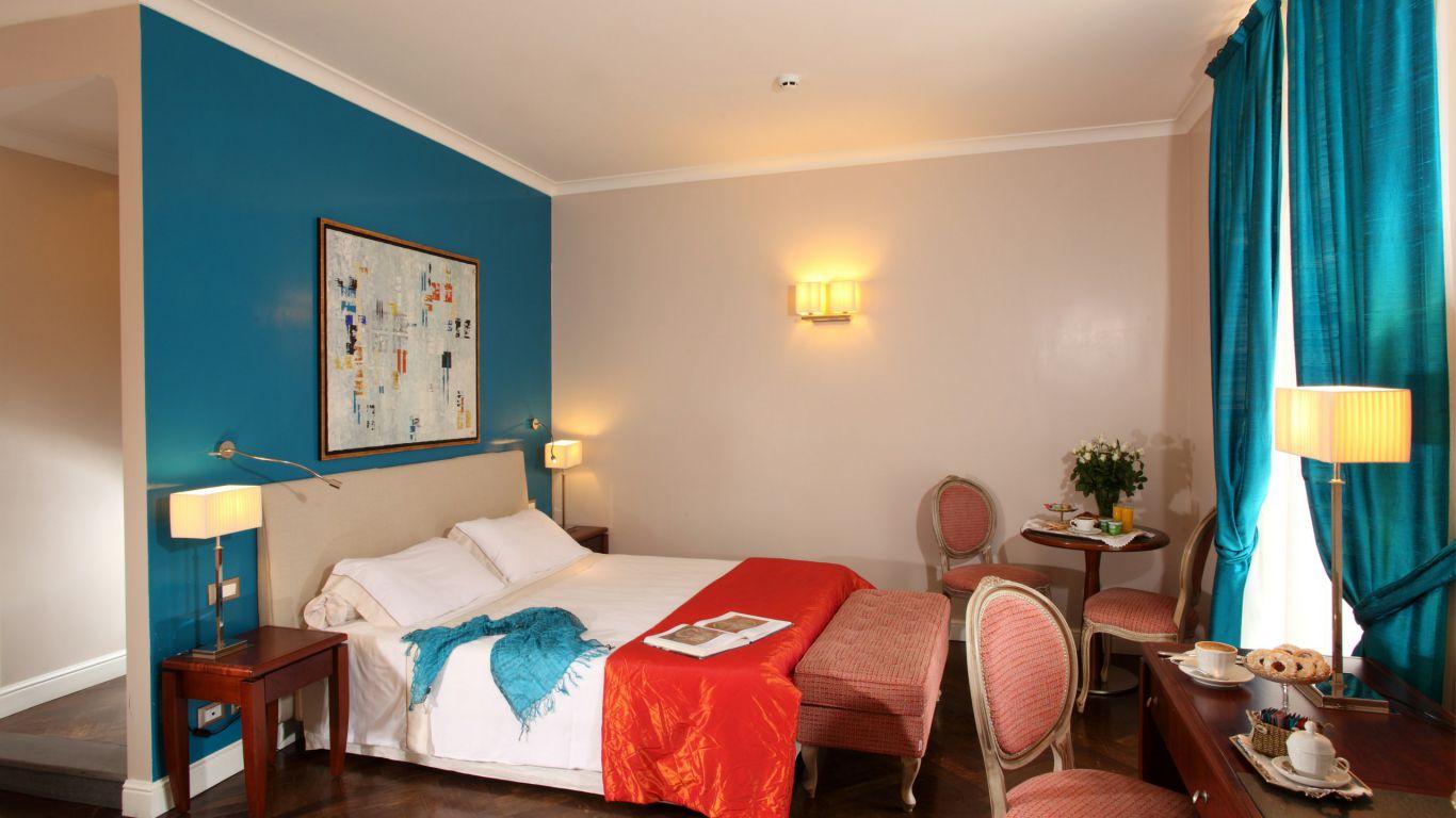 Hotel-Vivaldi-Rome-chambre-elegance