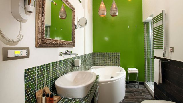 Vivaldi-hôtel-Rome-salle de bains-suite-01