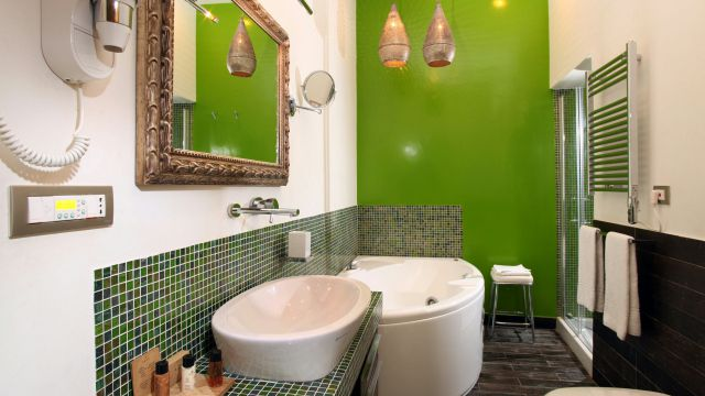 Vivaldi-hôtel-Rome-salle de bains-suite-02